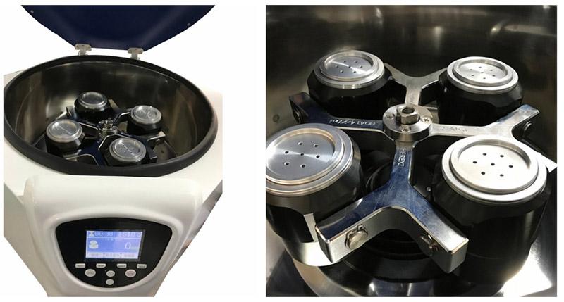 纸浆保水值测定离心机