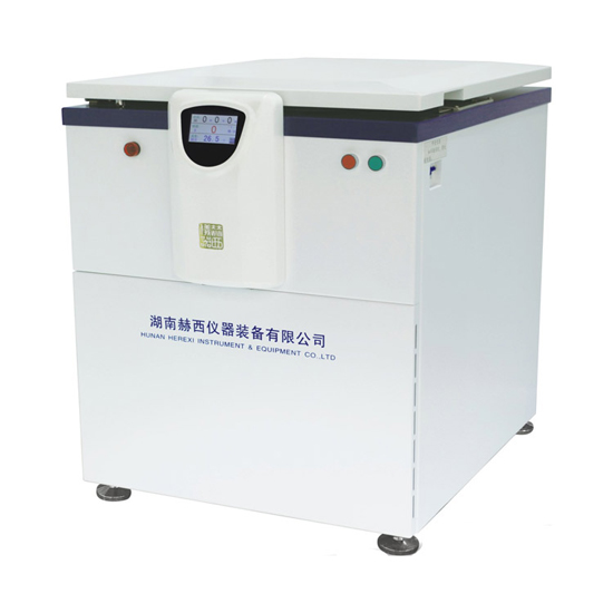 LRM-12L超大容量冷冻离心机