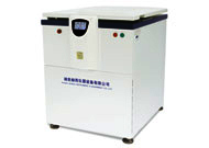 LR6M large capacity refrigerated laboratory blood center centrifuge
