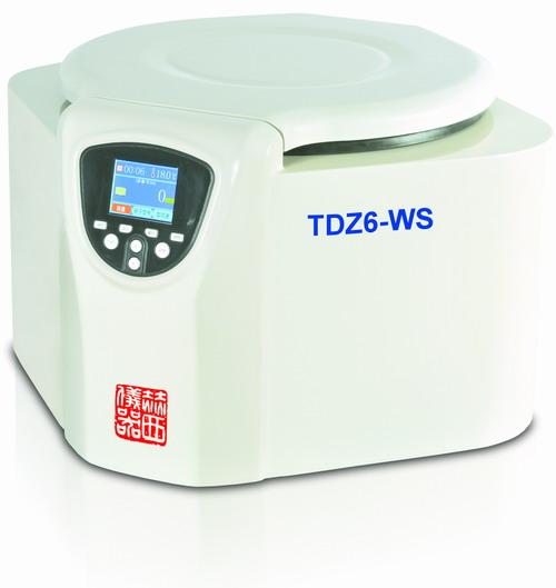 低速多管架离心机TDZ6-WS